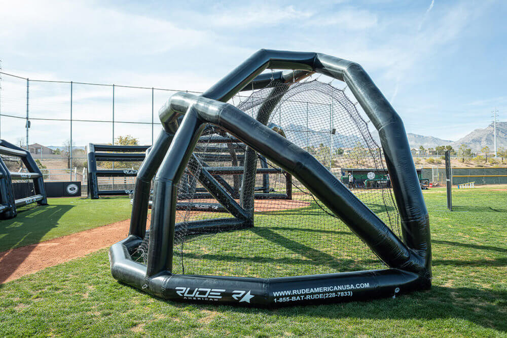 Inflatable Backstop 2