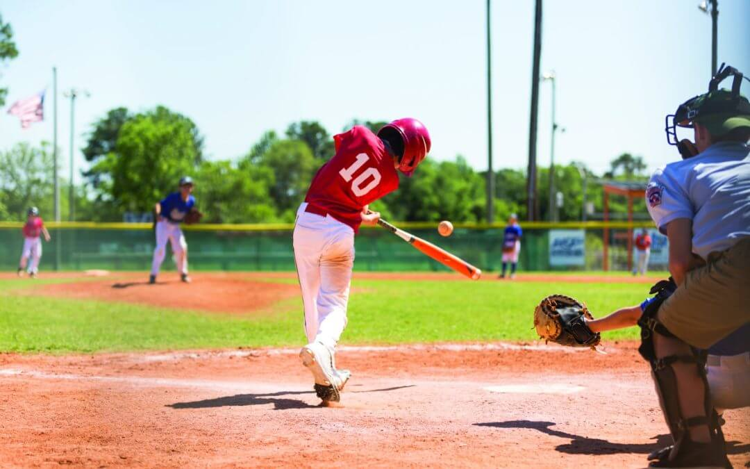 Building Up Your Baseballer